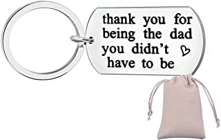 Father's Day Keychain, Father's Day Gift from Daughter or Son Fathers Day Gifts for Dad Papa