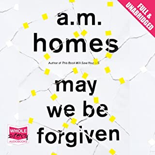 May We Be Forgiven cover art