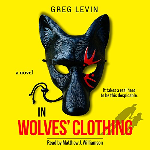 In Wolves' Clothing audiobook cover art