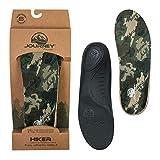 Powerstep Journey Hiker Insoles Athletic Sandal Camo Men's 10-10.5 / Women's 12-12.5