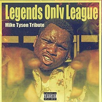 Legends Only League (Mike Tyson Tribute(Tyson vs Jones))