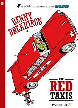 [Peyo, Will Maltaite]のBenny Breakiron #1: The Red Taxis (English Edition)