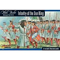 Black Powder Marlborough's Wars: Infantry Of The Sun King Box - Plastic