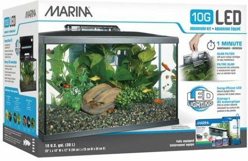 Kit de Acuario Marina LED 10G
