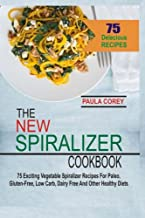 New Spiralizer Cookbook