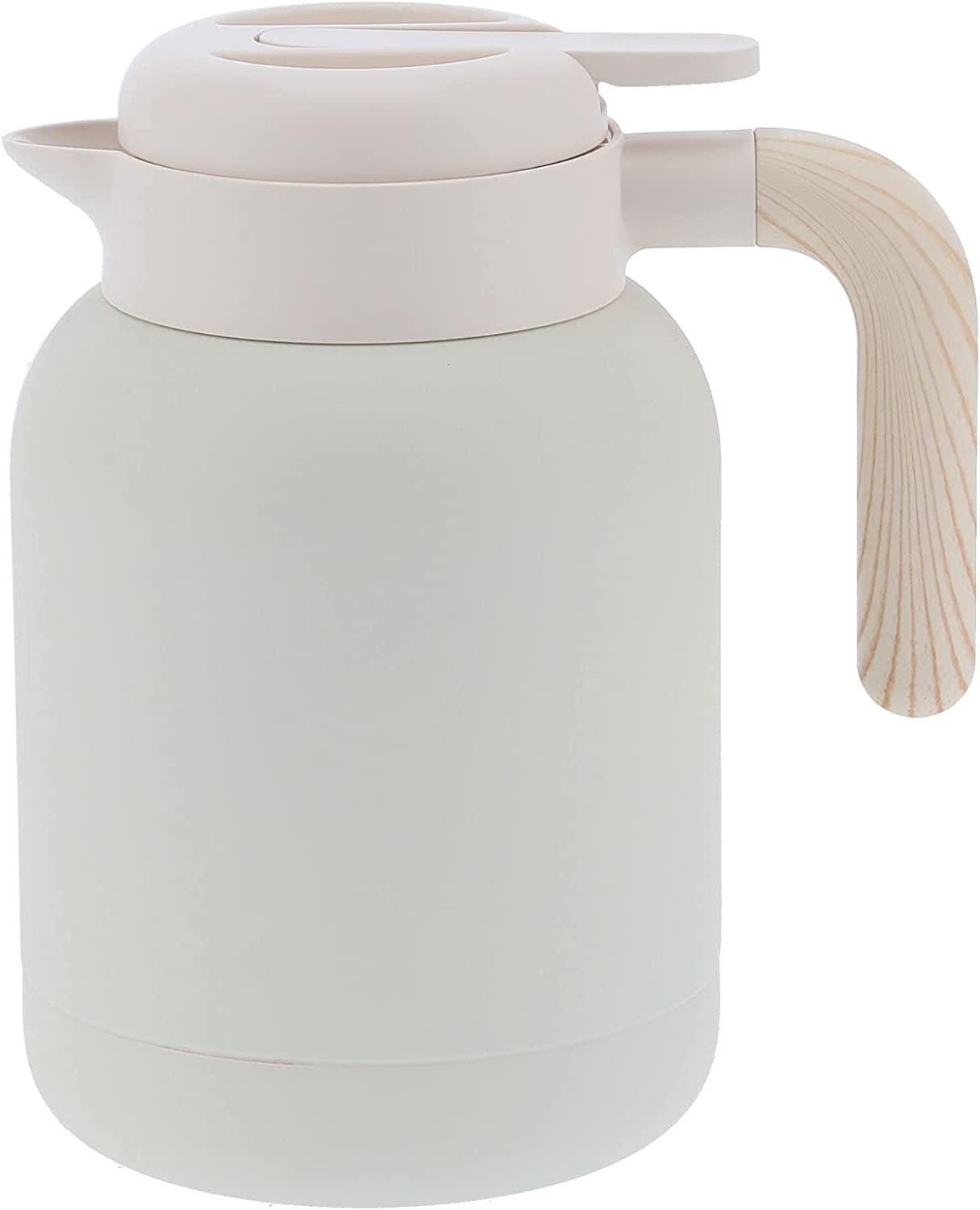 Thermal Coffee Denver List price Mall Carafe 1500ml Steel Jug Insul Stainless