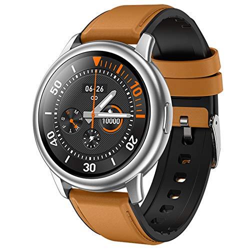 VBF Smartwatch, LF28, IP68 Impermeable, Monitor De Frecuencia Cardíaca, Reloj Deportivo Inteligente, Hombres para Android iOS 30 Días De Espera PK LS05,C