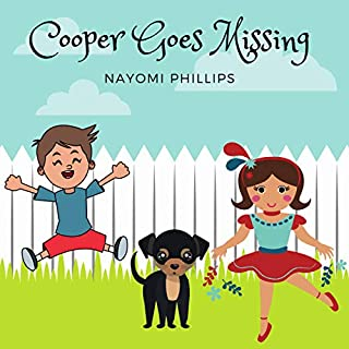 Children's Story Book: Cooper Goes Missing, Bedtime Stories for Kids and Toddlers audiobook cover art