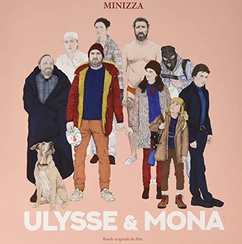 Ulysse et Mona [Vinilo]