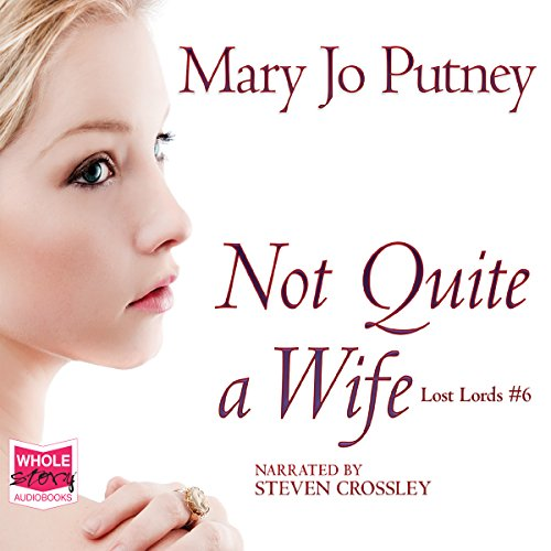 Not Quite a Wife audiobook cover art