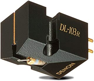デノン Denon DL-103R MC型カートリッジ DL-103R W15 mm x H15 mm x D27 mm