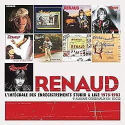 L'Intégrale Des Enregistrements Studio & Live 1975 - 1983 [Coffret 10 CD]