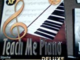 2001 Voyetra Turtle Beach Voyetra TEACH ME PIANO DELUXE CD-ROM SOFTWARE For Windows 98, Windows ME, & Window 2000 Professional, Windows XP
