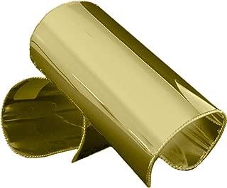Gold Wrist Cuffs