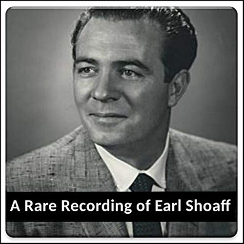 A Rare Recording of Earl Shoaff audiobook cover art