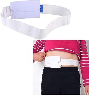 """Feeding Tube Belt G Tube Covers Catheter Holder Peg Tube Holder Belt Pd Peritoneal Dialysis Catheter Bag Cover Supplies (28"""" To 36"""")"""