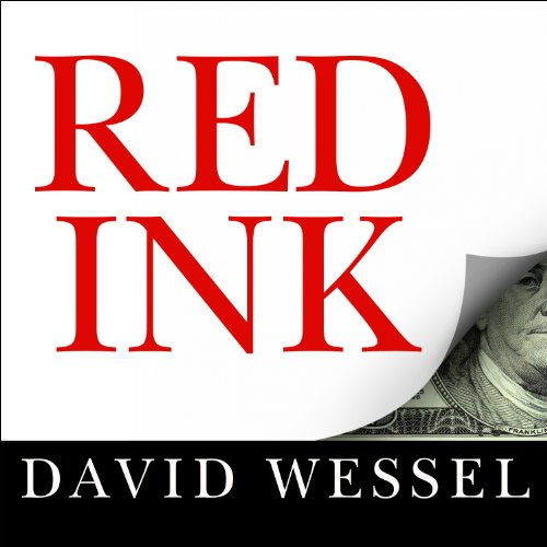 Red Ink audiobook cover art