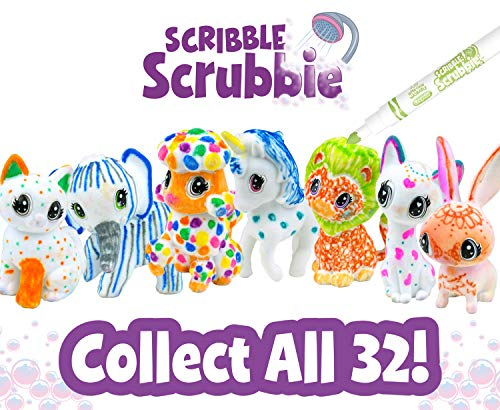 Scribble Scrubbies are great gifts for 3 year old girls