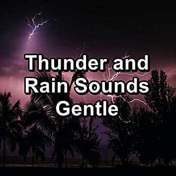 Thunder and Rain Sounds Gentle
