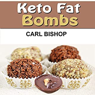 Keto Fat Bombs cover art