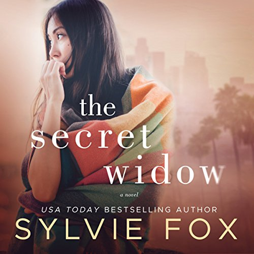 The Secret Widow audiobook cover art
