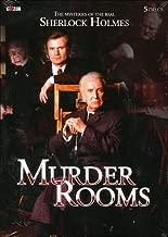 Murder Rooms: Mysteries of the Real Sherlock Holmes: Complete Series (The Dark Beginnings of Sherlock Holmes / the Kingdom of Bones / the Patient's Eyes / the Photogr...)[Region 2]