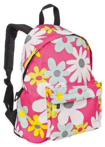 Trespass - Sac à dos 16L BRITT - Enfant mixte (Taille unique) (Imprimé floral)