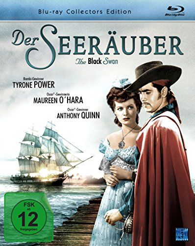 Der Seeräuber - The Black Swan [Blu-ray] [Collector's Edition]