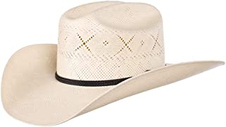 Resistol Mens 20X 4 Corners Open Crown 4 1//4 Brim Cowboy Hat