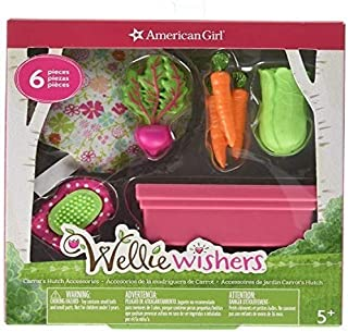 American Girl Welliewishers Carrot`s Hutch Accessories Doll Accessories