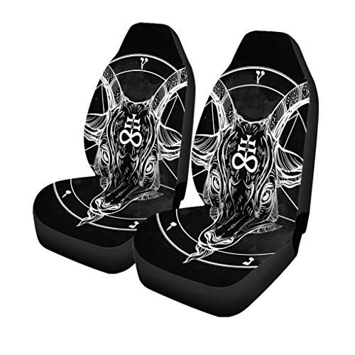 tattoo car seat covers - 8