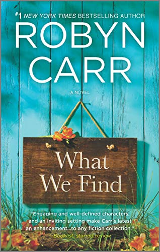 What We Find (Sullivan's Crossing, 1)