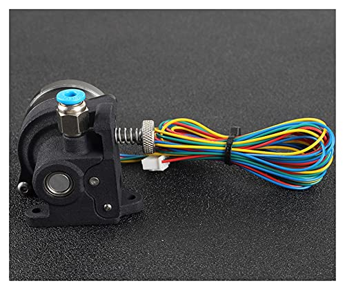 XINYE wuxinye Extruder Full Kit With Hardened 1.75mm Gears SLS PA12 Printed Parts 36STH17-1004AHG Motor Fit For Voron 2.4/v0