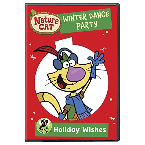 Nature Cat: Winter Dance Party DVD