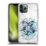 Head Hülle Designs Offiziell Zugelassen Harry Potter Hogwarts Aguamenti Deathly Hallows IX Soft Gel Handyhülle Hülle Huelle kompatibel mit Apple iPhone 11 Pro