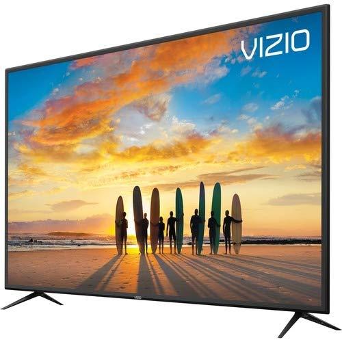Price comparison product image VIZIO V V655-G9 64.5 Smart LED-LCD TV - 4K UHDTV - Black - Full Array LED Backlight - Google Assis