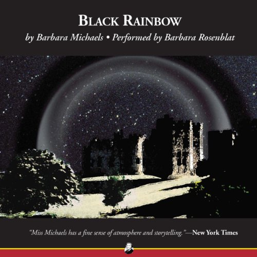 Black Rainbow audiobook cover art