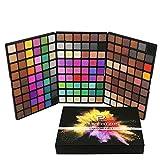 Palette Ombretti, FantasyDay® 162 Colori Eyeshadow Palette Neutri Caldi Corredo di Trucco...