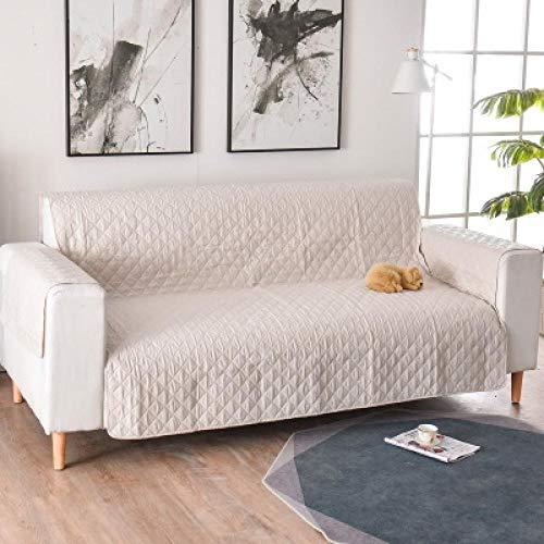 Funda para sofá de tela elástica,Sofá Funda de sofá, manta de silla, mascota, perro, niños, tapete, protector de muebles, reversible, lavable, extraíble, reposabrazos, fundas 1/2/3 asiento-02_55x