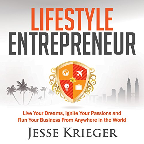 Lifestyle Entrepreneur cover art