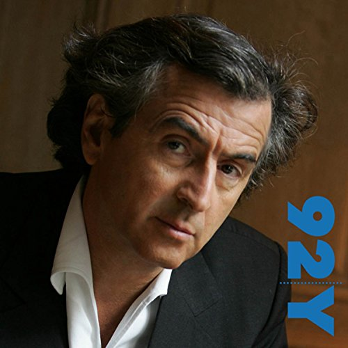 Bernard-Henri Levy on America, France, and the Jews, at the 92nd Street Y audiobook cover art