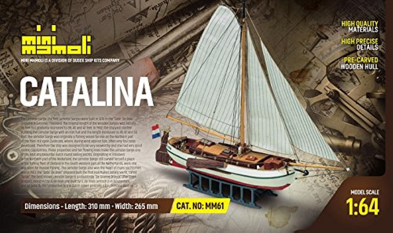alto descuento MINI MAMOLI - - - Modello Kit Barca Catalina Serie in Scala 1 64 - DUS_MM61  n ° 1 en línea