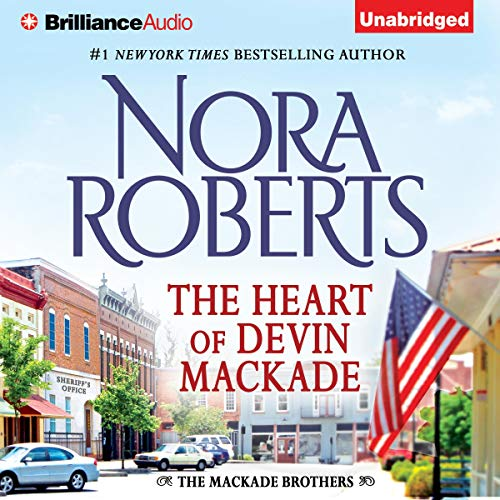 The Heart of Devin MacKade audiobook cover art