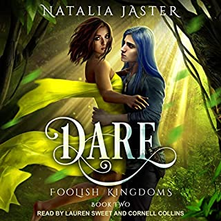 Dare audiobook cover art