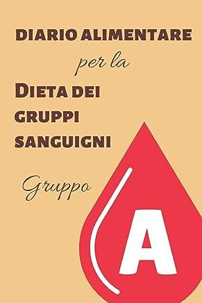 Diario Alimentare per la Dieta dei Gruppi Sanguigni - Gruppo ...