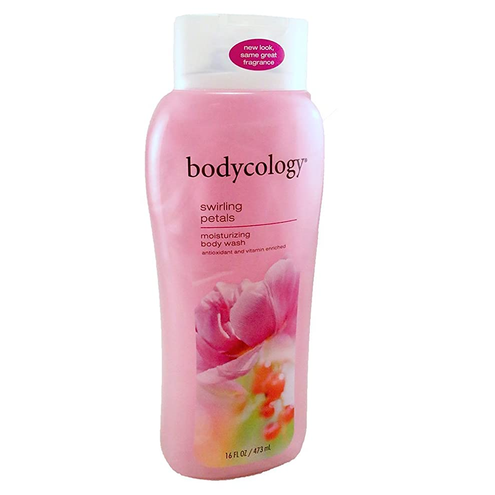 それに応じて港鋸歯状Bodycology Moisturizing Body Wash, Sweet Seduction, 16 oz by Bodycology