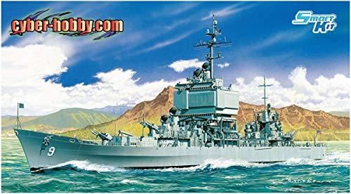 Dragon 500727091 - 1:700 Sea Power - U.S.S. Long Beach CGN9, Schiff