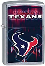 Personalized Zippo Lighter NFL Houston Texans - Free Laser Engraving