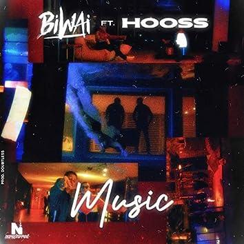 Music (feat. Hooss)