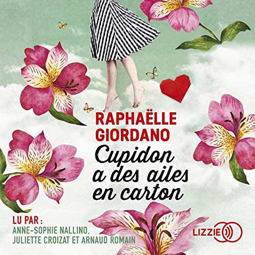 Cupidon a des ailes en carton audiobook cover art
